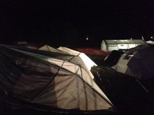 notte tende