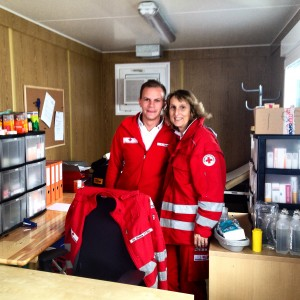 Daniela Red Cross