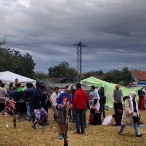 campo rifugiati