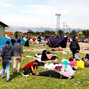 Croazia campo rifugiati 2