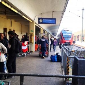 Westbahnhof apertura